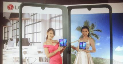 LG G8X ThinQ Dual Screen 售價 24,900 元擁有兩片 6.4 吋螢幕,搭載超高 CP 高通頂規處理器 S855