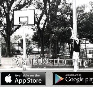 灌籃高手之籃框對話,用 AR 陪櫻木花道一起練球(iOS / Android )