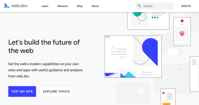 網站優化可以用什麼工具?Google 推出 webdev 幫你快速檢測