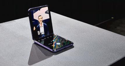 三星首款翻蓋式智慧型手機 Galaxy Z Flip 及 Galaxy Buds+ 推出