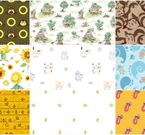 Pokémon Shirts 官方提供 251 張高品質寶可夢桌布,提供大家免費下載