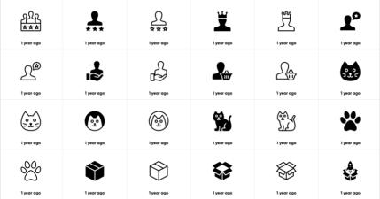 iconmonstr 免費 icon 圖庫,提供超過 4496 個圖示免費下載