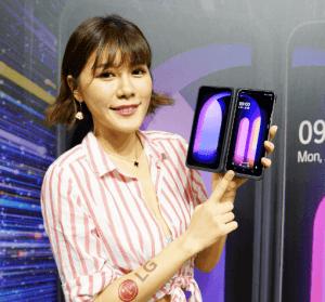LG 5G 雙螢幕手機 V60 ThinQ 5G Dual Screen 動手玩,將於 6/1 開賣售價 33,900 元