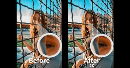 Let's Enhance 放大圖片不失真,學習超過 5000 萬張照片,透過 AI 技術最高可達 16 倍