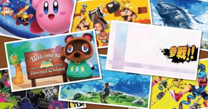 任天堂推出旗下 14 款遊戲桌布,動物森友會 寶可夢 薩爾達 瑪利歐系列桌布免費下載