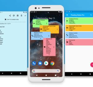 Floating Notes 手機浮動便利貼 App,一輩子置頂畫面最上層讓你不忘記事情