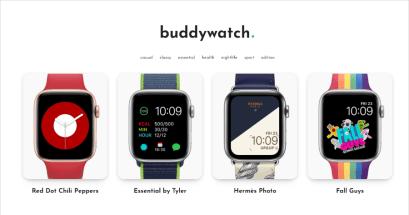 Clockology 錶面下載不能用?試試官方將開放的第三方錶面 BuddyWatch
