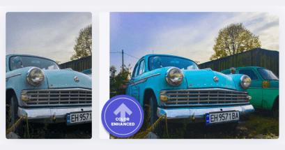 懶人修圖最佳化工具 AI Image Enhancer 一鍵最佳化提升照片品質