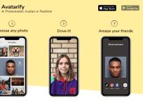 Avatarify 用 AI 控制別人臉 App 比換臉更強大,貓咪小狗全支援