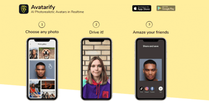 有 AI 控制人臉的 APP 嗎?Avatarify 免費下載