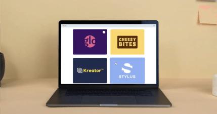 Looka 線上 Logo 產生器,購過 AI 幫你製作質感爆表的品牌 Logo