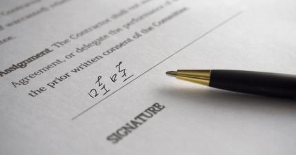 Signature Maker 手寫數位簽名產生器,製作可插入 Word 文件的 PNG 簽名圖示