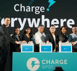 ChargeSPOT 共享行動電源,首日租借最高 36 元/天,出門不怕手機沒電