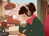 桌面版 Lofi Radio 適合工作專注的純音樂,虛擬同事自帶 BGM(Windows / Mac)
