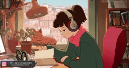 你工作時是太安靜無法專心的人嗎?小編都要自備 BGM(背景音樂)才能進入專心模式,最近發現了一款大家可能會覺得很廢的軟體,上圖這個女生有在用 YouTube 聽背景音樂的朋友大概都很熟悉吧,最近發現他們家竟然有 Lofi Radio 桌面版...