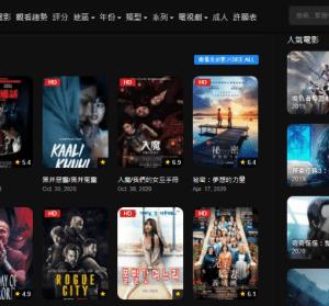 Movieffm 免費電影線上看,免安裝任何 App 電影電視劇看到飽