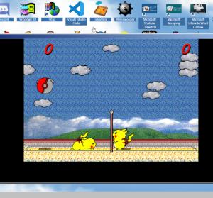 EmuOS 模擬 Windows 95/98,皮卡丘打排球等超過 40 款懷舊遊戲開 Chrome 就能玩