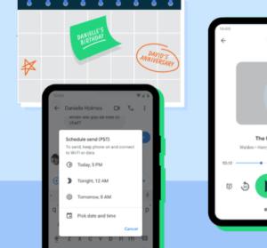 Android 最新 6 大新功能搶先看,今年春季陸續推送更新