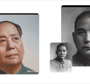Deep Nostalgia 讓舊照片中的人活起來,透過 AI 技術演算免費下載 MP4 影片