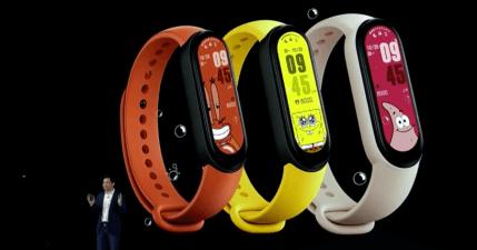 小米手環 6 正式發表,螢幕再升級、新增血氧監測功能,售價 229 人民幣
