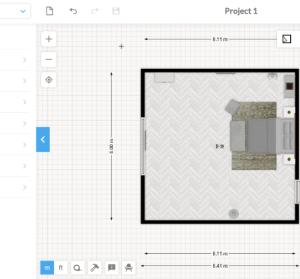 Floorplanner 畫格局圖線上工具,人人都可 DIY 室內設計圖輕鬆 2D 轉 3D