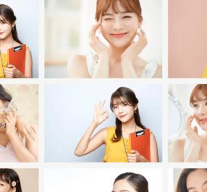 xFrame 高顏值女生照片素材,收藏超過 3.2 萬張圖片免費可商業使用,讓你內容回頭率大增 100%