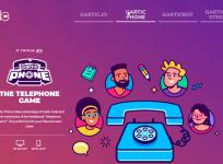線上教學互動:Gartic Phone 線上畫圖接龍遊戲,支援中文版,最多可 30 個人一起玩