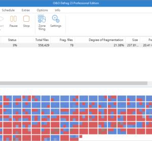 限時免費 O&O Defrag 23 Pro 專為 SSD 設計的磁碟重組工具,加快電腦速度 100%