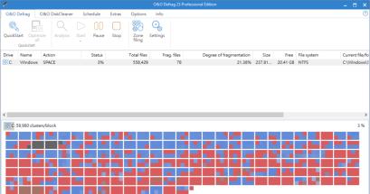 有 SSD 專用的磁碟重組工具嗎?OO Defrag 23 Pro 免費下載