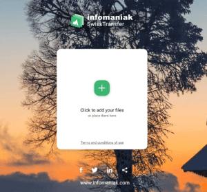 SwissTransfer 大型檔案傳輸網站,輕鬆分享 50GB 文件,把檔案變網址輕鬆分享