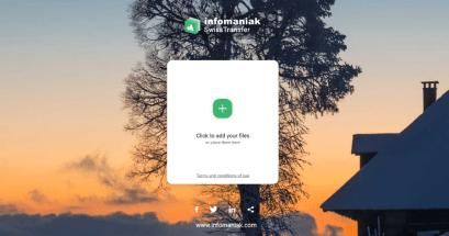 如何線上分享大檔案給朋友?SwissTransfer 支援 50 GB 傳輸
