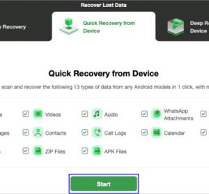 DroidKit 手機資料救援,LINE / 訊息 / 照片 / 影片通通支援