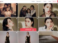 Bigbangram IG 儲存原始照片,限時動態 / 影片下載工具