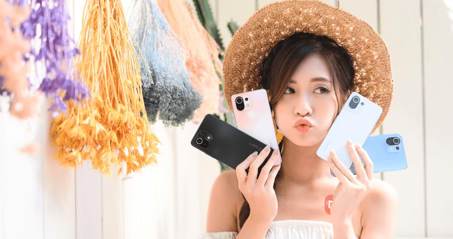 Xiaomi 11 Lite 5G NE 相機