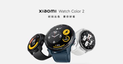 小米手錶 Color 2 搭載視網膜螢幕 60Hz 更新率,售價換算台幣約只要 3800 元