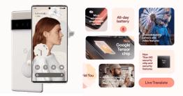 Google悄悄的於今日凌晨(10/20)推出新一代旗艦級智慧型手機 Google Pixel 6及 Pixel 6 Pro,首次搭載 Google自家研發晶片 Tensor及 Titan M...