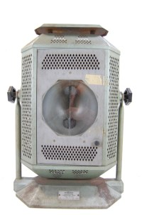 1920's Eveready Sunshine Carbon Arc Lamp by National ...