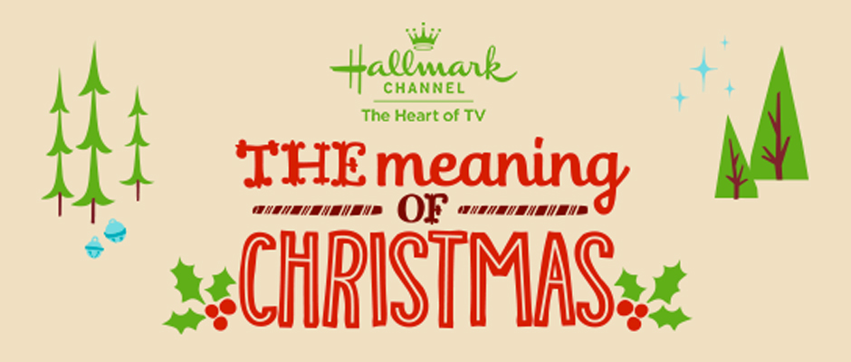 hallmark wants to know what does christmas mean to you