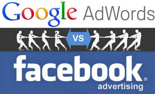 Image result for Google and Facebook Advertising