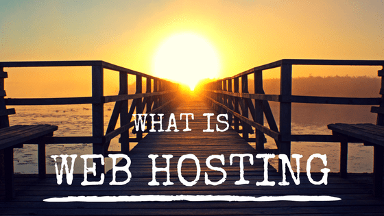 What is Web hosting Logo