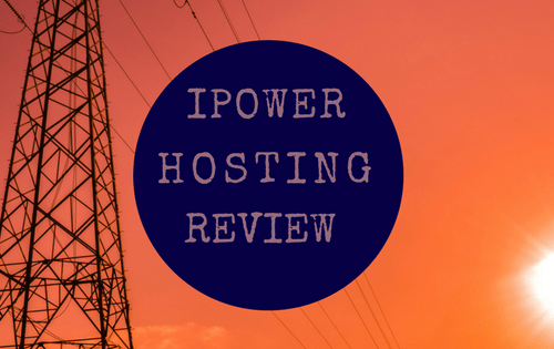 iPower Hosting Review Logo