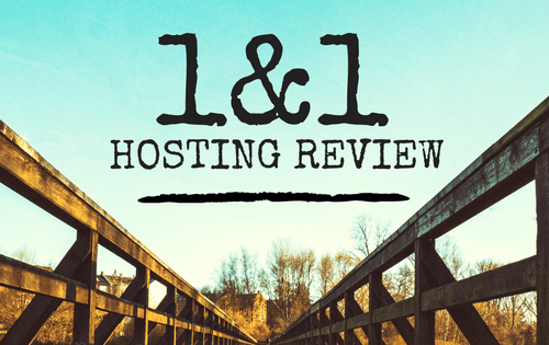 1&1 Hosting Review