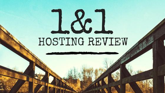 1&1 Hosting Review