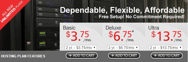 Linux Hosting Plans at domain.com