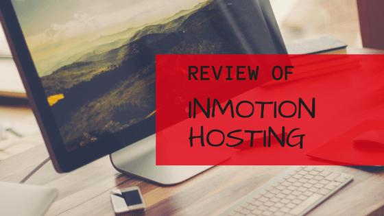 Inmotion Hosting Review Logo