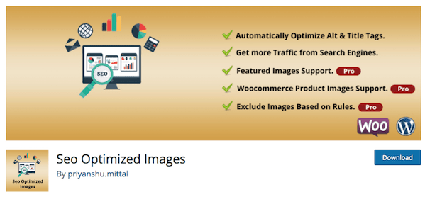 SEO Optimized Images best WordPress Plugins