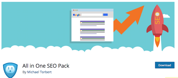 All in one SEO pack best SEO plugin