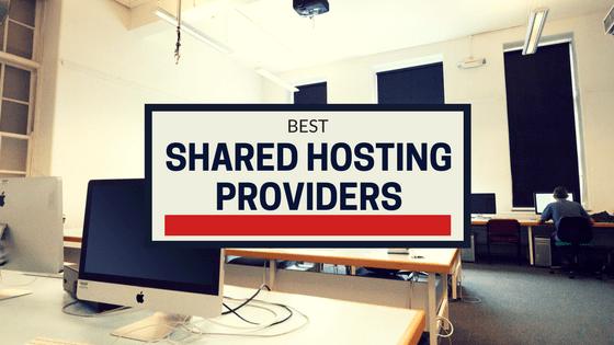 Best Shared Hosting Providers Logo