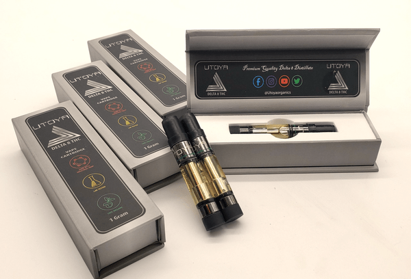 Delta 8 THC Vape Carts - 10 Pack Special