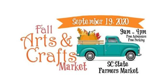 Fall Arts and Crafts market